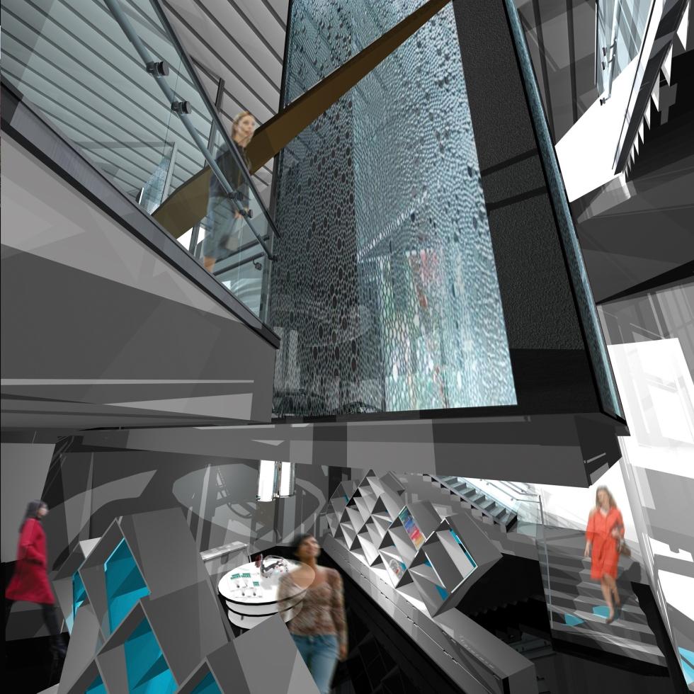 Idea Hudd Page 5 BAHons Interior Design At The University Of